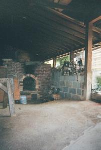 Kiln at Jugtown Pottery