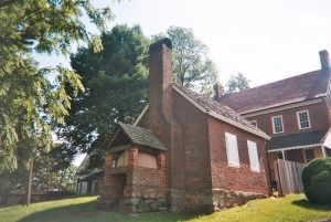 One of several bake houses in Salem