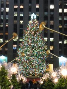 Rockefeller Ctr Tree 2009